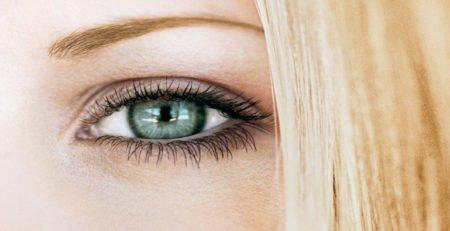 Henna brwi dla blondynek i brunetek