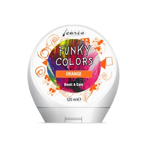 Carin CE Color Care Funky Colors Orange 125ml