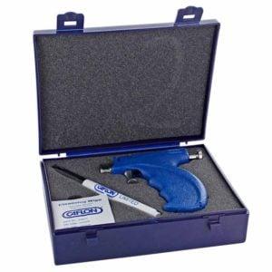 Pistolet do przekłuwania uszu Caflon Blu