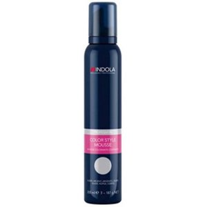 Indola Prof. Color Style Mousse Anthracite 200ml