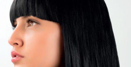 Czarne włosy - dla kogo czarny kolor włosów?