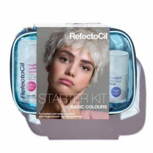 RefectoCil Starter Kit Basic Colours